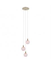Lampa wisząca Uno 107992 Markslojd potrójna lampa sufitowa