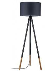 Lampa podłogowa Rurik 79633 Paulmann nowoczesna oprawa w kolorze szarym