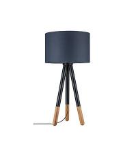 Lampa stołowa Rurik 79635 Paulmann nowoczesna oprawa w kolorze szarym