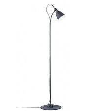 Lampa podłogowa Thala 79682 Paulmann minimalistyczna oprawa w szarym kolorze