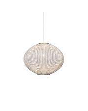 Coral Seaurchin COAU04 lampa wisząca biała Arturo Alvarez