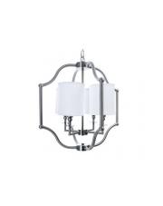 Lampa wisząca Paradiso 4 BL0322 Berella Light dekoracyjna oprawa w kolorze białym