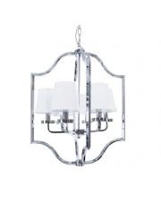 Lampa wisząca Sena 6 BL0333 Berella Light dekoracyjna oprawa w kolorze białym