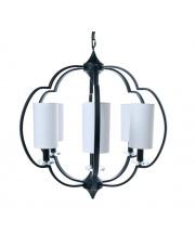 Lampa wisząca Liburo BL0334 Berella Light dekoracyjna oprawa wisząca w kolorze czarnym