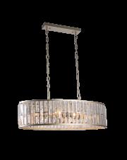 WYSYŁKA 24H! Lampa wisząca Moscow P06223CP COSMOLight luksusowa kryształowa oprawa wisząca