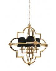 Lampa wisząca Torla BL0511 Berella Light dekoracyjna oprawa w kolorze złotym