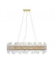 Lampa wisząca Bonar 12L BL0355 Berella Light szklana oprawa wisząca w nowoczesnym stylu