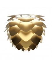 Lampa Aluvia Brass mini 02122 UMAGE nowoczesna stylowa oprawa aluminiowa