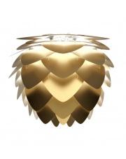 Lampa Aluvia Brass medium 02121 UMAGE nowoczesna stylowa oprawa aluminiowa