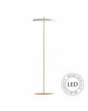 Lampa podłogowa Asteria Floor Pearl White 02337 UMAGE nowoczesna designerska oprawa stojąca