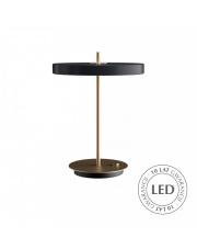 Lampa stołowa Asteria Table Anthracite 02306 UMAGE nowoczesna designerska oprawa stojąca