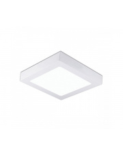 Plafon DISC SQUARE SURFACE K50233.W.4K 4000K 24W 1872lm Kohl Lighting nowoczesna lampa sufitowa