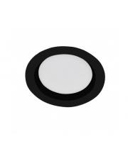 Oprawa wpuszczana LACUS K53302.BK.4K 4000K 30W 3030lm Kohl Lighting nowoczesna oprawa sufitowa