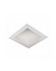 Oprawa wpuszczana TINA SQUARE K50415.W.3K 3000K 8W 358lm Kohl Lighting nowoczesna oprawa w kolorze białym