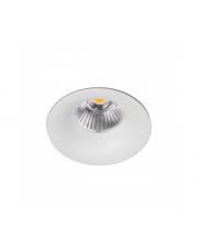 Oczko stropowe LUXO K50151.W.3K 3000K 12W 1153lm Kohl Lighting nowoczesna oprawa wpuszczana