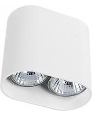 WYSYŁKA 24H! Oprawa natynkowa PAG 9387 Nowodvorski Lighting nowoczesna biała lampa sufitowa