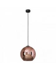 WYSYŁKA 24H! Lampa wisząca POLARIS 9058 Nowodvorski Lighting miedziana oprawa w kształcie kuli