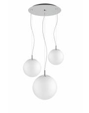 Lampa wisząca Alur 3 10725303 KASPA potrójna oprawa w nowoczesnym stylu