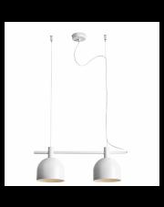 Lampa wisząca BERYL 976H Aldex nowoczesna oprawa w kolorze białym