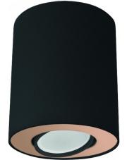 WYSYŁKA 24H! Plafon SET 8901 Nowodvorski Lighting czarno-złota oprawa w kształcie tuby