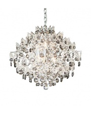 WYSYŁKA 24H! Żyrandol Hidden Gem 6L 107415 Markslojd dekoracyjna kryształowa oprawa wisząca
