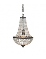 WYSYŁKA 24H! Lampa wisząca GRANSO S 107026 Markslojd pojedynczy dekoracyjny żyrandol kryształowy