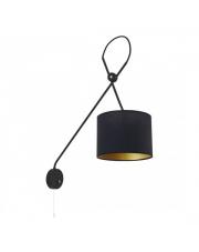 WYSYŁKA 24H! Kinkiet VIPER 6513 Nowodvorski Lighting nowoczesna ruchoma oprawa w kolorze czarno-złotym