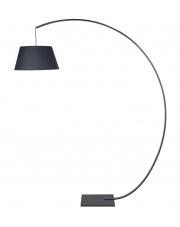 Lampa podłogowa CELIA F0046 Maxlight nowoczesna oprawa w kolorze czarnym