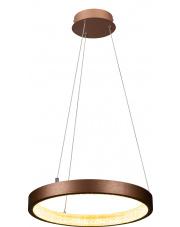 Lampa wisząca KARO P0382  Maxlight nowoczesna oprawa w kolorze miedzi