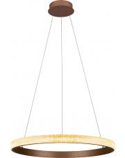 Lampa wisząca KARO P0383 Maxlight nowoczesna oprawa w kolorze miedzi
