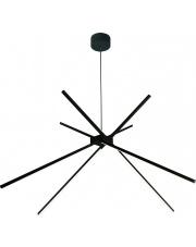 Lampa wisząca SPIDER P0412 Maxlight nowoczesna oprawa w kolorze czarnym
