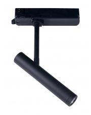 Reflektor na szynoprzewód PISTOL S0006 Maxlight nowoczesna oprawa w kolorze czarnym