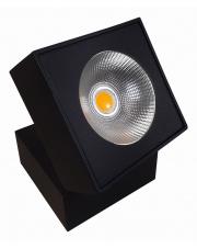 Reflektor ARTU C0191 MAXlight nowoczesna oprawa w kolorze czarnym