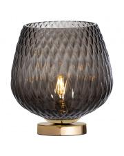 Lampa stołowa Venus 41032108 KASPA nowoczesna oprawa ze szklanym dekoracyjnym kloszem