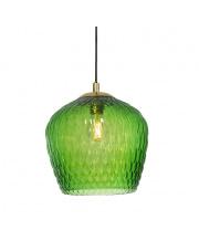 Lampa wisząca Venus 1 11012113 KASPA nowoczesna oprawa ze szklanym dekoracyjnym kloszem