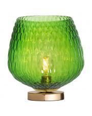 Lampa stołowa Venus 41033113 KASPA nowoczesna oprawa ze szklanym dekoracyjnym kloszem