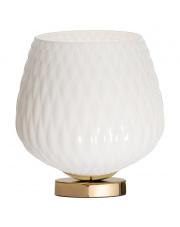 Lampa stołowa Venus 41034101 KASPA nowoczesna oprawa ze szklanym dekoracyjnym kloszem