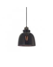 Lampa wisząca Antiqua AN16621-A Artemodo czarna oprawa w stylu loft