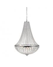 WYSYŁKA 24H! Lampa wisząca żyrandol Granso 105317 oprawa wisząca chromowa/przezroczysta Markslojd