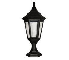 Lampa stojąca zewnętrzna Kinsale KINSALE PED/POR Elstead Lighting w kolorze czarnym