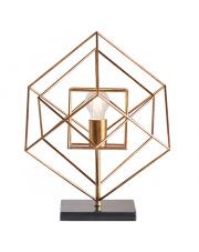 Lampa stołowa Rete RE25421-D Artemodo geometryczna oprawa w nowoczesnym stylu