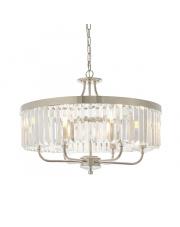 Lampa wisząca Luceat LU19421-C Artemodo szklana oprawa w stylu hampton