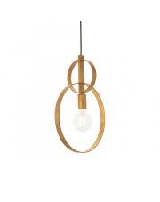 Lampa wisząca Ornate OR15121-L Artemodo minimalistyczna oprawa w kolorze płatkowanego złota