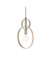 Lampa wisząca Ornate OR15121-C Artemodo minimalistyczna oprawa w kolorze płatkowanego srebra