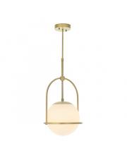 Lampa wisząca Fusum FU16021-D Artemodo kulista oprawa w dekoracyjnym stylu