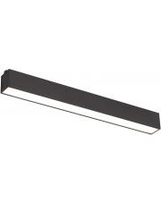 Lampa natynkowa liniowa Linear w kolorze czarnym C0190 MaxLight