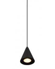 Lampa wisząca Comet Bell w kolorze czarnym P0434 MaxLight
