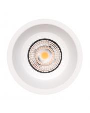 Oczko podtynkowe Bellatrix oprawa w kolorze białym Bath IP54 H0113 - bez modułu świetlnego LED H0112 Maxlight
