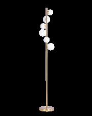 Lampa podłogowa Sybilla AZ4408 AZzardo nowoczesna designerska oprawa stojąca