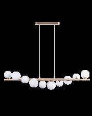 Lampa wisząca Sybilla AZ4407 AZzardo nowoczesna designerska oprawa wisząca